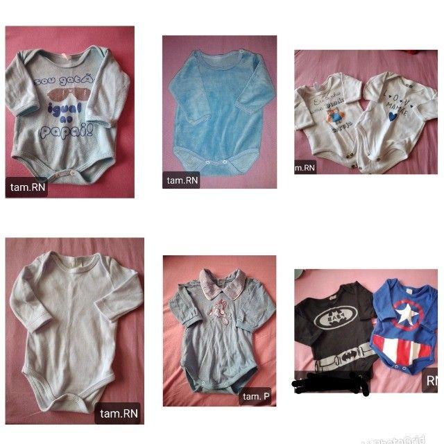 Kit roupas bebê - Foto 6