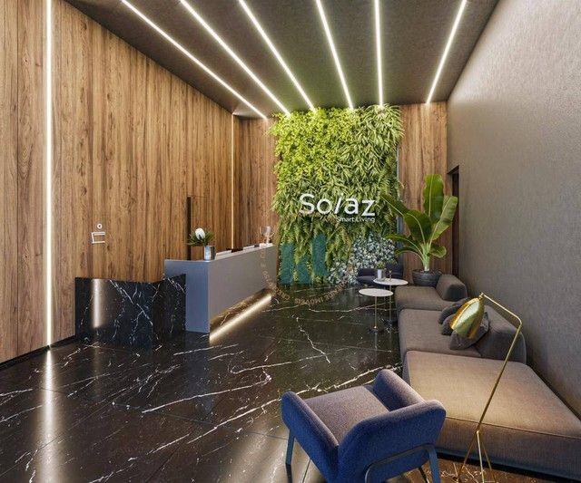 Flat com 1 dormitório à venda, 20 m² por R$ 145.235,00 - Manaíra - João Pessoa/PB - Foto 7