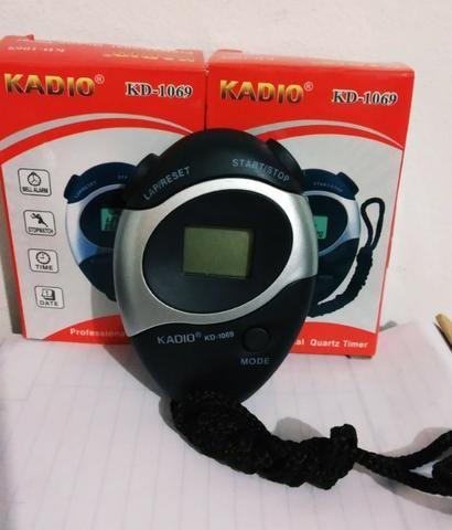 e3672ba8f5d Cronômetro Digital Kadio - Top!!! - Esportes e ginástica - Jardim ...