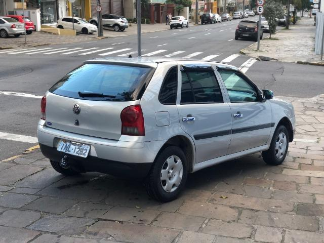 Vw - Volkswagen Gol 1.0 8v 2007 - Foto 4