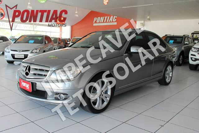 Mercedes-benz C-200 CGI Avantgarde 1.8 2011