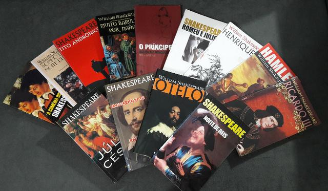 L&PM Pocket - 11 Títulos Shakespeare + 1 Nicolau Maquiavel