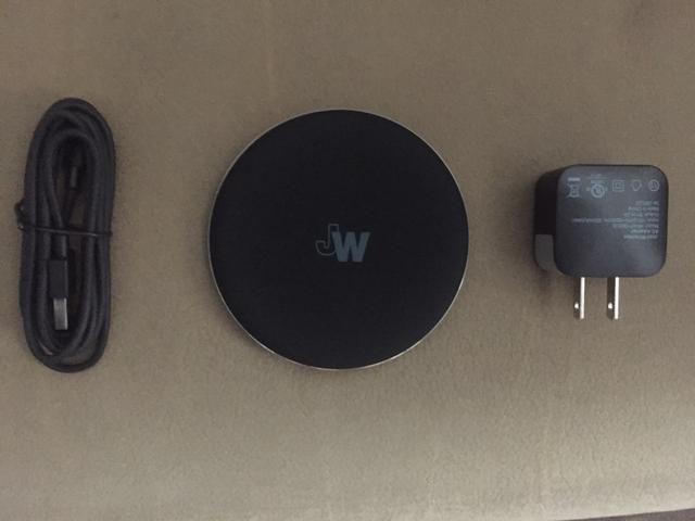 Carregador de celular sem fio por indução
