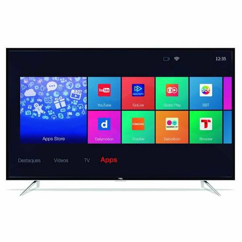 TV SMART TCL SEMP, 43 polegadas