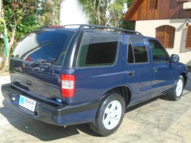 Chevrolet blazer 2005 2.4 mpfi advantage 4x2 8v gasolina 4p manual - Foto 2