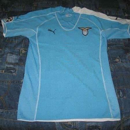 Camisa da Lazio #9 Di canio