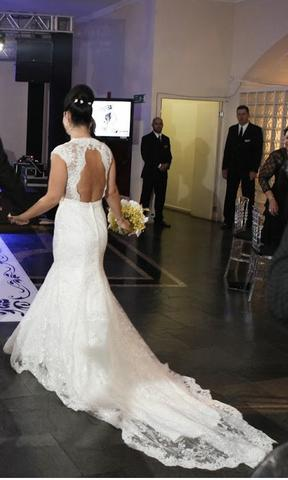 Vestido de Noiva Cymbeline Paris