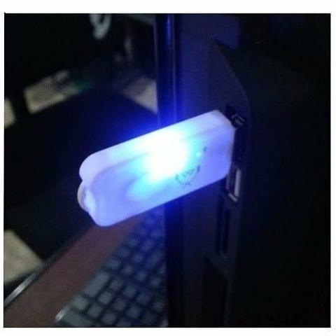 Adaptador Receptor Bluetooth Usb Pendrive Musica Carro- Azul - Foto 4