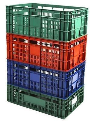 90 Caixas Plasticas tipo Feira - Usadas