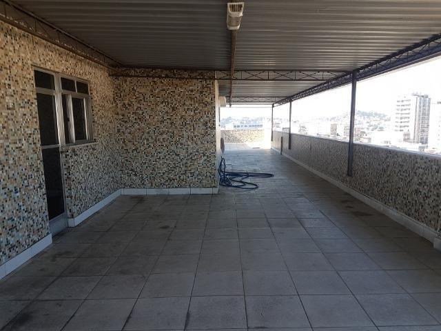 Largo Bicão Cobertura Linear terração em L salão 3 quartos (2 suites) garagem - Foto 6
