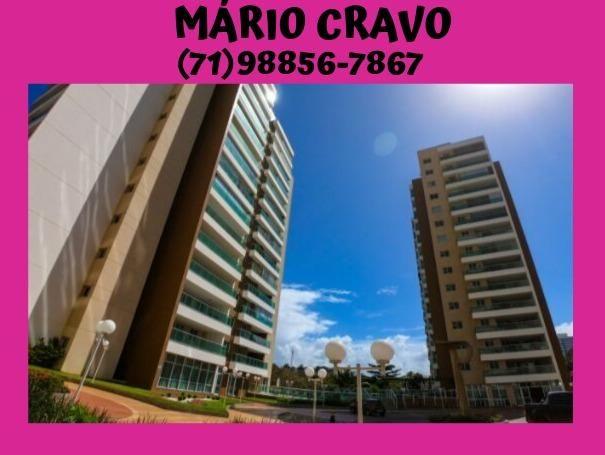 Patamares , Apartamentos 2 e 3 quartos , Mário Cravo , R$ 377.250,00