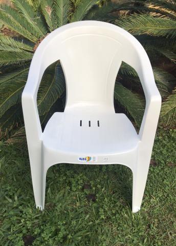 Cadeira bistro capacidade 182kg-R$27,90 Poltrona R$30,00 aprovada pelo Inmetro - Foto 5