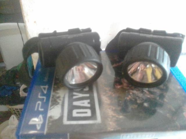 Lanternas de cabeça
