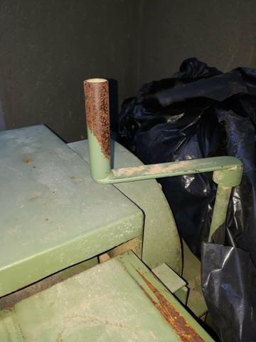 Lixadeira de cinta