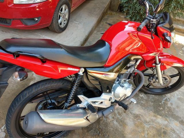 Moto CG fan 160cc