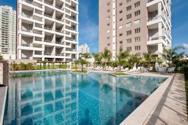 Vendo belíssimo Park House - 4 Suítes - Frente Parque Flamboyant - Foto 2