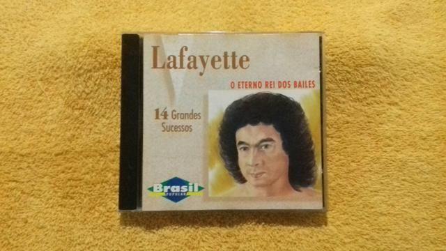 CD Lafayette, O Eterno Rei dos Bailes