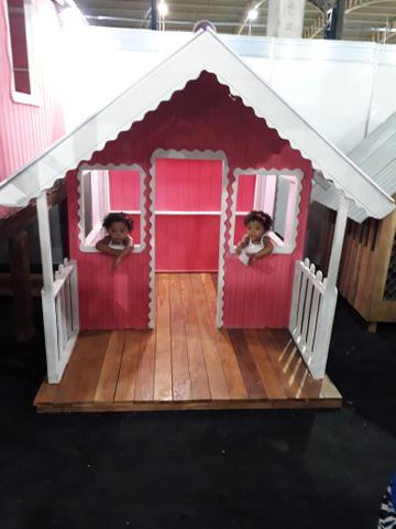 Casinhas em madeira para crianças - Foto 3