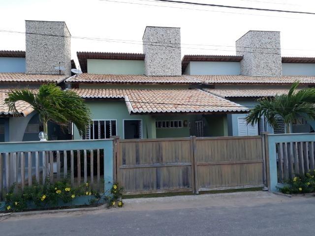 Vendo/Troco Casa Duplex - Em condomínio - Tibau/RN
