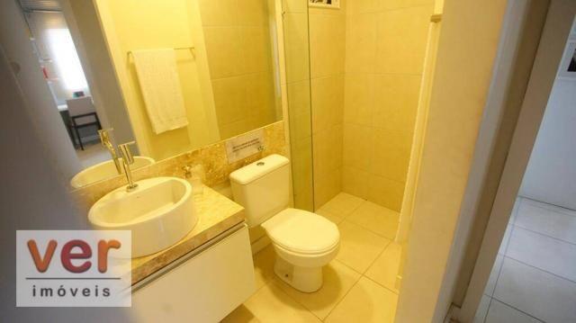 Apartamento com 2 dormitórios à venda, 52 m² por R$ 279.000,00 - Presidente Kennedy - Fort - Foto 6