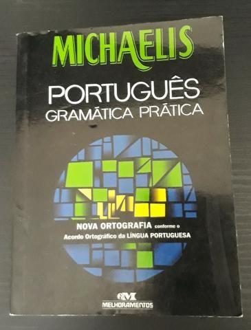 Dicionários - Michelis: português - gramática prática / Rideel: inglês/português/inglês