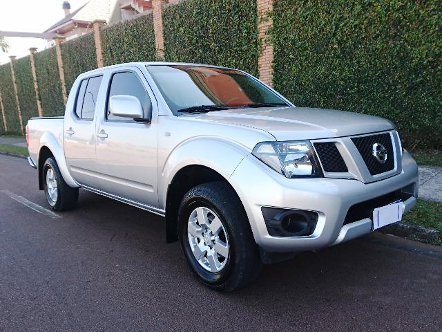 Nissan Frontier S 2.5 4X4 Turbo Diesel Impecável - Foto 3