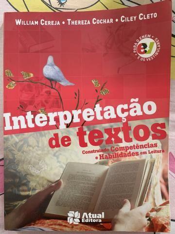 Interpretação de texto habilidades e competências