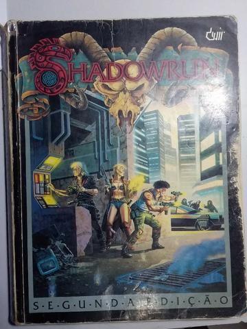 RPG Shadowrun Segunda Edição