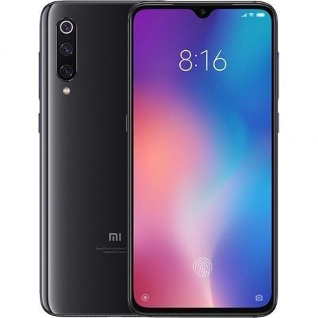 Cel Xiaomi MI 9 SE 128gb 6gb Ram Preto