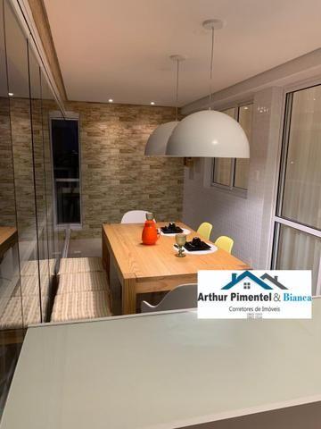 Planto GreenVille Nascente 2/4 com Home finamente decorado - Foto 4