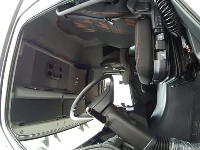 Mercedes-benz Axor 2536 Teto Alto - Selectrucks - Foto 7