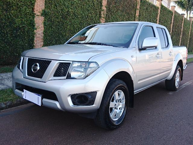 Nissan Frontier S 2.5 4X4 Turbo Diesel Impecável