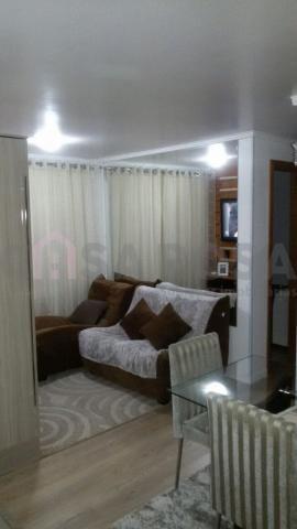 Apartamento à venda com 2 dormitórios em Colina do sol, Caxias do sul cod:1342