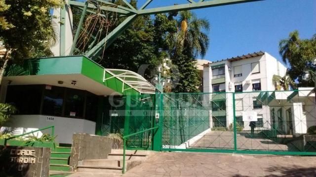 Apartamento à venda com 1 dormitórios em Nonoai, Porto alegre cod:66741