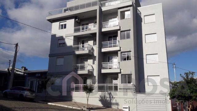 Apartamento à venda com 2 dormitórios em Aparecida, Flores da cunha cod:1677
