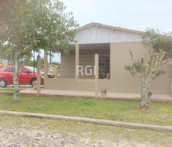 Casa à venda com 2 dormitórios em Atlântida sul (distrito), Osório cod:LI261150 - Foto 2