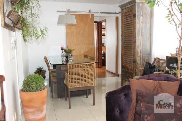 Apartamento à venda com 3 dormitórios em Grajaú, Belo horizonte cod:257543 - Foto 6