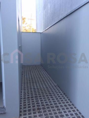 Casa à venda com 2 dormitórios em Vindima, Flores da cunha cod:613 - Foto 14