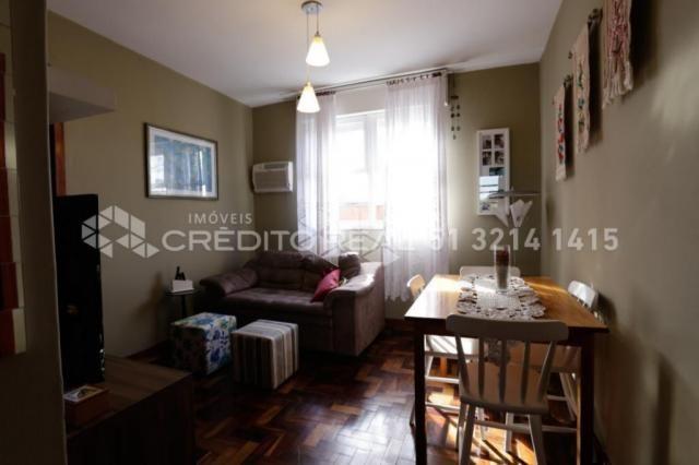 Apartamento à venda com 1 dormitórios em Camaquã, Porto alegre cod:AP9025 - Foto 3