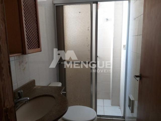 Apartamento à venda com 1 dormitórios em São sebastião, Porto alegre cod:6666 - Foto 16