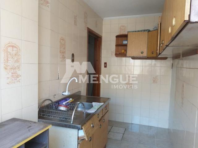 Apartamento à venda com 1 dormitórios em São sebastião, Porto alegre cod:6666 - Foto 12