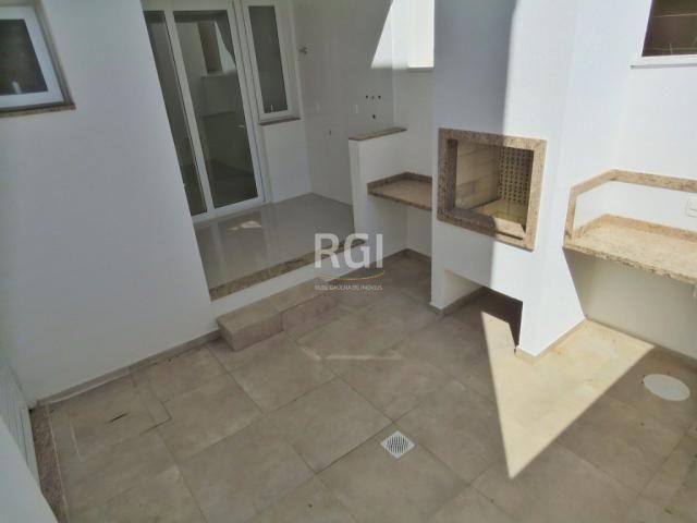 Casa de condomínio para alugar com 3 dormitórios em Nonoai, Porto alegre cod:BT8012 - Foto 6