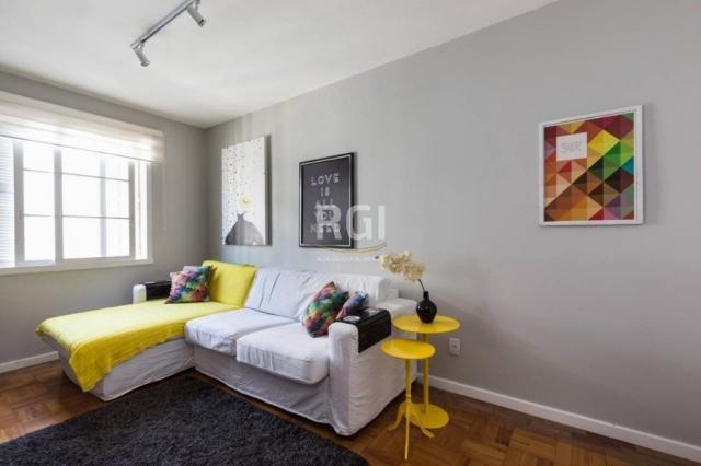 Apartamento à venda com 1 dormitórios em São joão, Porto alegre cod:HT207 - Foto 5
