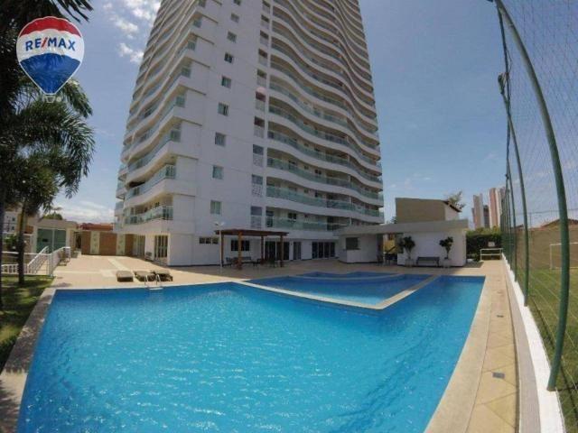 Apartamento alto padrão na parquelândia no gran place - Foto 12