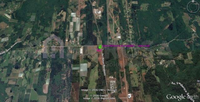Terreno à venda em Linha palmeira, Farroupilha cod:988 - Foto 2