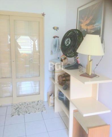 Casa à venda com 2 dormitórios em Atlântida sul (distrito), Osório cod:LI261150 - Foto 16