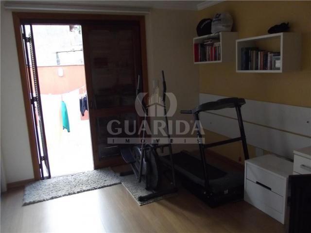 Casa de condomínio à venda com 4 dormitórios em Cristal, Porto alegre cod:151113 - Foto 14
