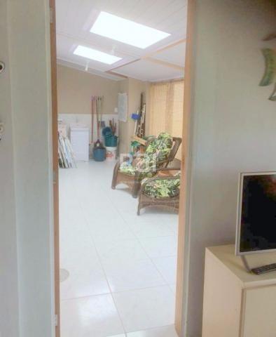 Casa à venda com 2 dormitórios em Atlântida sul (distrito), Osório cod:LI261150 - Foto 5