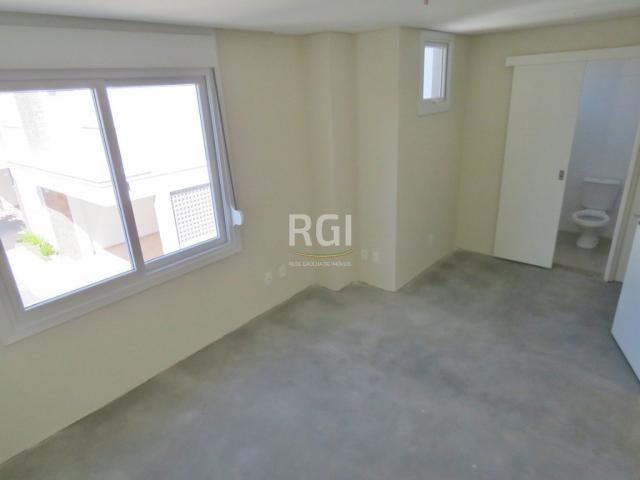 Casa de condomínio para alugar com 3 dormitórios em Nonoai, Porto alegre cod:BT8012 - Foto 13