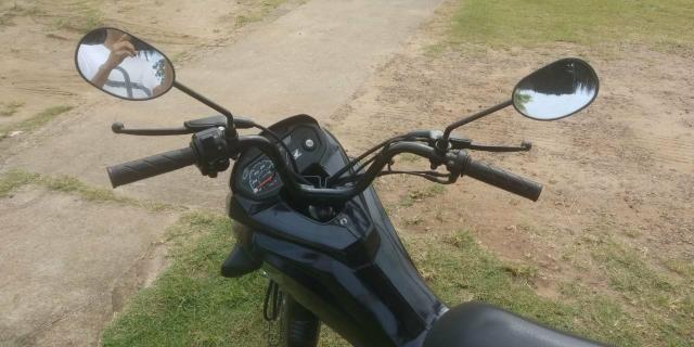 Pop 110, vendo ou troco por moto ou carro - Foto 3